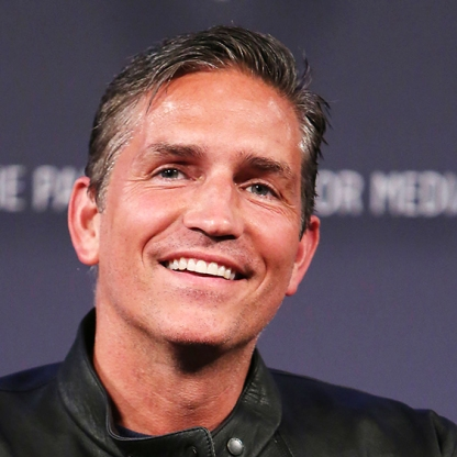 Mandatory Credit: Photo by Kristina Bumphrey/StarPix/REX/Shutterstock (5633574o) Jim Caviezel Paley Center presents an evening with the cast of 'Person of Interest', New York, America - 13 Apr 2015